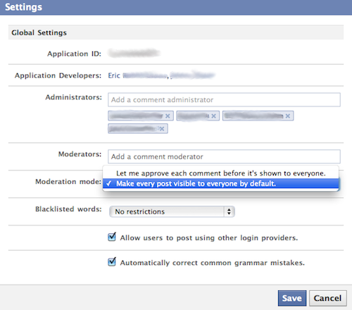 how to make all comments visible on facebook