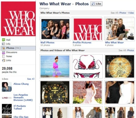 Best Fashion Facebook Pages To Follow