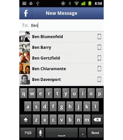 facebook chat application for mobile java A chat application which can handle multiple users at the same time a java chat application java chat with customizable gui.