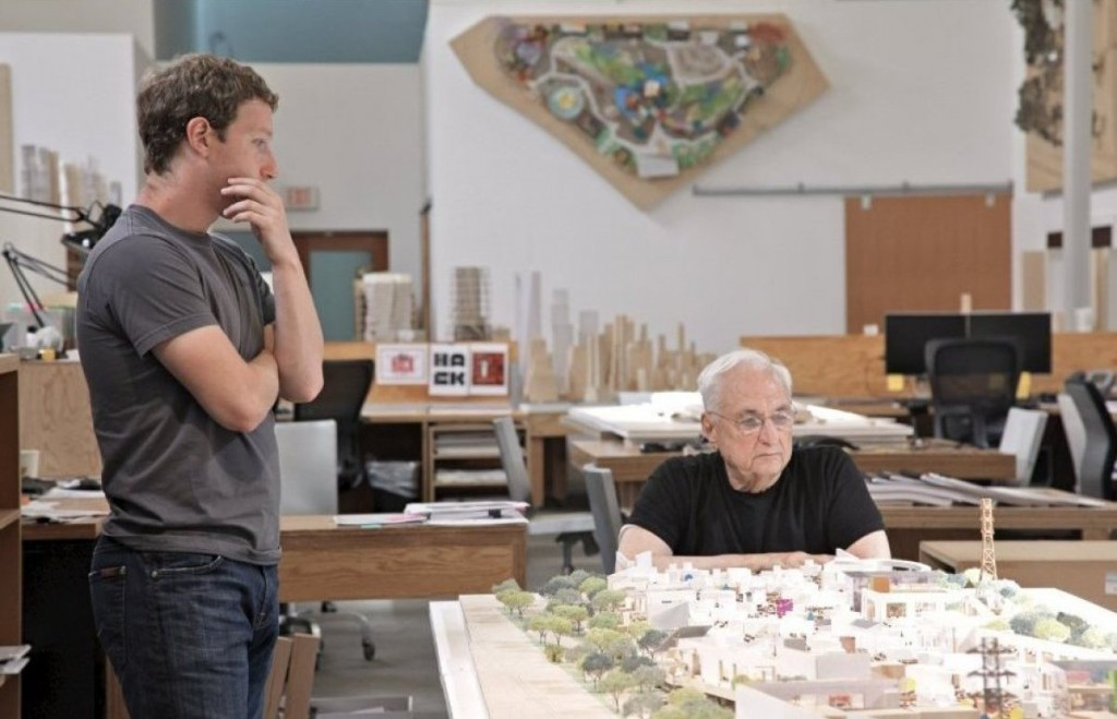 Mark Zuckerberg wants Facebook employees to work together with him in the same space.
