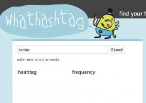 whathashtag