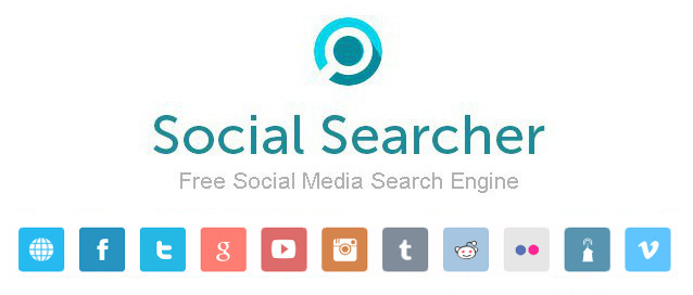 Social Searcher update