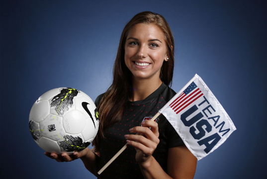 Alex-Morgan-logo