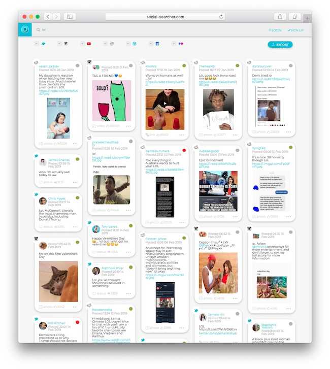 2 New Features: Search Users Profiles and Social Trending Posts